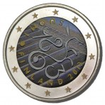 Finlande 2013 - 2 euro commémorative en couleur