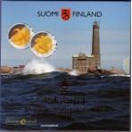 Finlande 2006 - Coffret euro BU