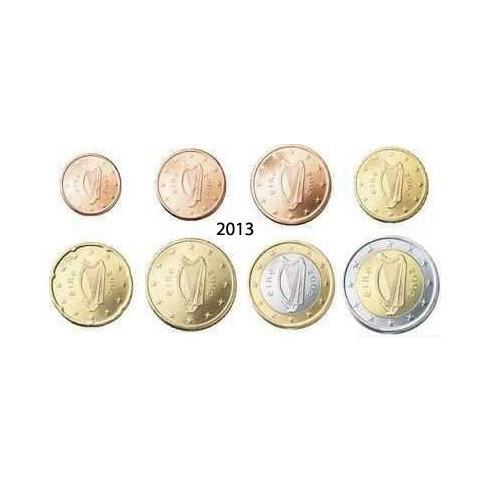 Irlande 2013 : Série complète euro neuve