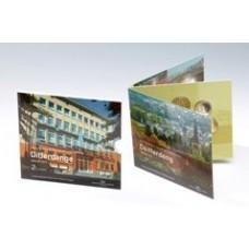 Luxembourg 2013- Coffret Euro Ville de Differdange