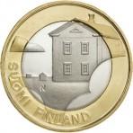 Finlande 2013 - 5 euro Ostrobotnie Série 'Architecture'