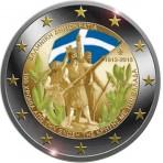 Grèce 2013 - 2 euro commémorative 'Crète' en couleur