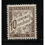 Timbre Taxe n°29 luxe neuf avec gomme