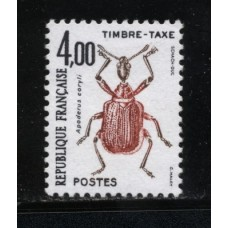 Timbre Taxe n°103/108 luxe neuf avec gomme
