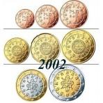 Portugal 2002 : Série complète euro neuve
