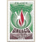 Timbre Service n°43/45 luxe neuf sans charnières