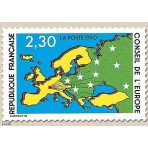Timbre Service n°104/105 luxe neuf sans charnières