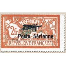 Timbre PA N°1 timbre luxe sans charnières