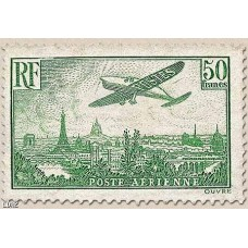 Timbre PA N°14 timbre luxe sans charnières