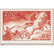 Timbre PA N°16/19 timbre luxe sans charnières