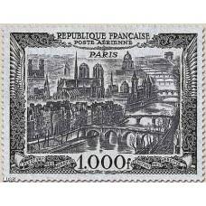 Timbre PA N°29 timbre luxe sans charnières