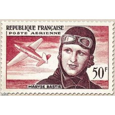Timbre PA N°34 timbre luxe sans charnières