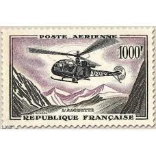 Timbre PA N°37 timbre luxe sans charnières