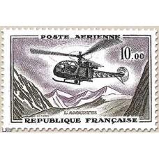 Timbre PA N°38/41 timbre luxe sans charnières