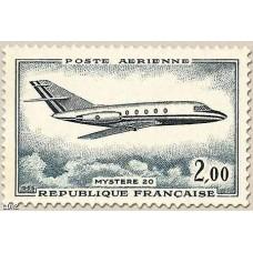 Timbre PA N°42 timbre luxe sans charnières