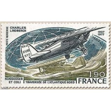 Timbre PA N°50 timbre luxe sans charnières