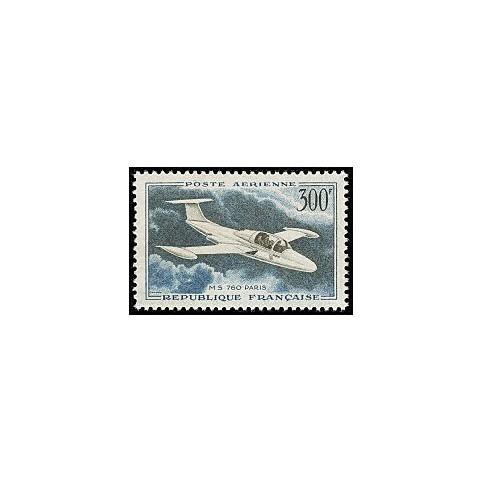 Timbre PA N°35 timbre luxe sans charnières