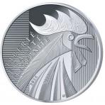 Coq 2014 - 10 euro Argent