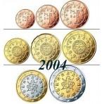 Portugal 2004 : Série complète euro neuve