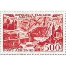 Timbre PA N°24/27 timbre luxe sans charnières