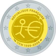 FRANCE 2009 - 10 ANS DE LA ZONE EURO