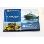 Irlande 2014 - Coffret euro BU