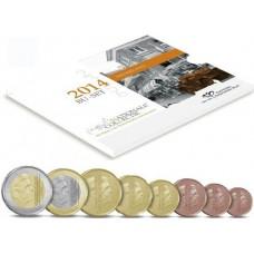 Pays-Bas 2014 - Coffret euro BU