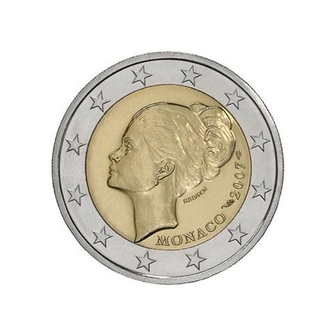 2 euro commémorative Grace Kelly
