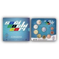 Slovaquie 2014 - Coffret euro BU Sotchi