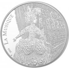 Rameau - 10 euro Argent