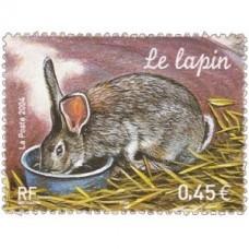 Animaux de la Ferme - 200 timbres différents
