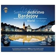 Slovaquie 2014 - Coffret euro BU