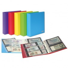 Album pour billets de banque COLOR