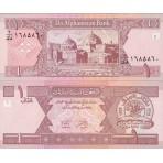 P.64 Afghanistan - Billet de 1 Afghanis