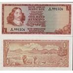 P.115 Afrique Du Sud - Billet de 1 Rand