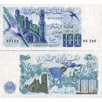 P.131 ALGERIE - Billet de 100 Dinars