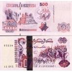 P.141 Algerie - Billet de 500 Dinars