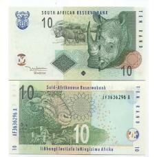 P.128 Afrique Du Sud - Billet de 10 Rand