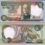 P.100 Angola - Billet de 50 Escudos