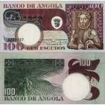 P.106 Angola - Billet de 100 Kwanzas