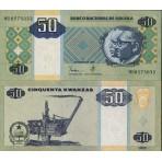 P.146 Angola - Billet de 50 Kwanzas