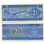 P.21 Antilles Néerlandaises - Billet de 2,5 Gulden