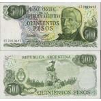 P.303 Argentine - Billet de 500 Pesos