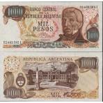 P.304 Argentine - Billet de 1000 Pesos