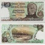 P.314 Argentine - Billet de 50 Pesos