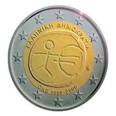 GRECE 2009 - 10 ANS DE LA ZONE EURO