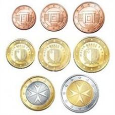 Malte 2013 - Série complète euro neuve