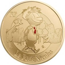 Le Petit Nicolas - 50 euro Or BE
