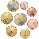 Slovénie 2007 : Série complète euro neuve