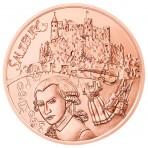 Autriche 2014 - 10 euro Cuivre